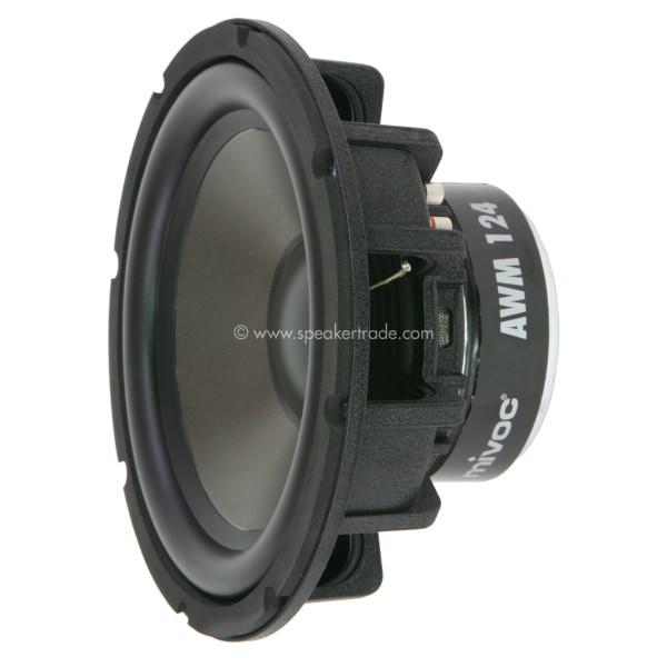 "mivoc AWM 124 12"" (30 cm) Tieftonsystem"