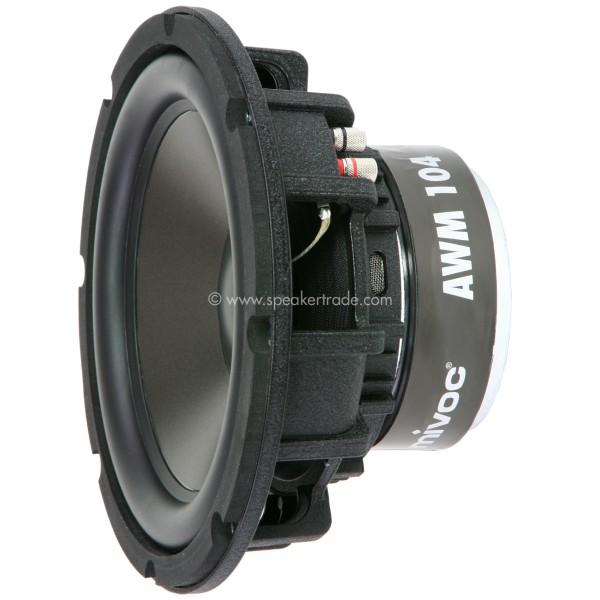 "mivoc AWM 104 10"" (25 cm) Tieftonsystem"