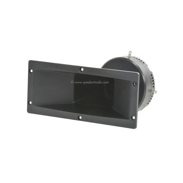 Piezo Hochtonhorn TE 308 schwarz